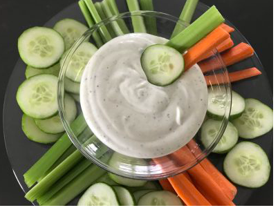 Easy Veggie Dip