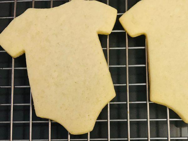 Sugar Cookie Cut-Out Recipe