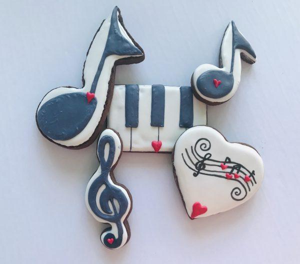 Music Cookies!